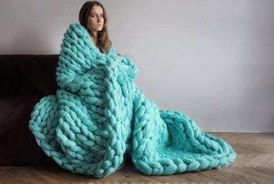 oversized washcloth